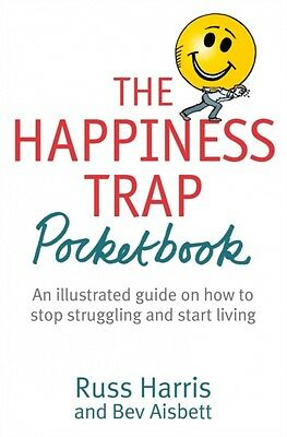 The Happiness Trap Pocketbook (Paperback), Harris, Dr. Russ, 9781472111821