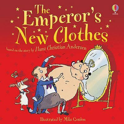 The Emperor's New Clothes (Picture Books), Susanna Davidson | Paperback Book | 9