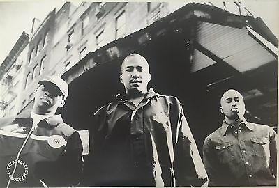 A Tribe Called Quest Group Photo Poster 24 X 36