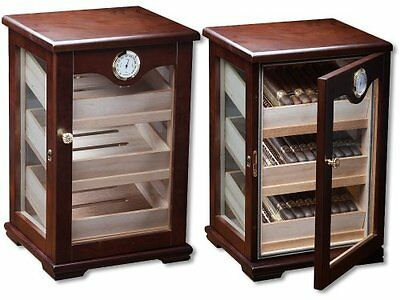 Prestige Milano Countertop Display Humidor Household Supplies, New