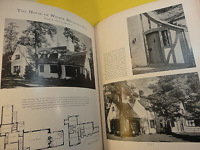 1927 The SMALLER AMERICAN HOUSE Noted Architects, House Beautiful Mag Home Plans