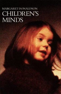 Children's Minds, Margaret Donaldson | Paperback Book | Good | 9780006861225
