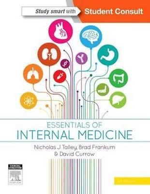 NEW Essentials of Internal Medicine By Talley Paperback Free Shipping