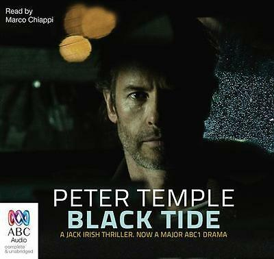 NEW Black Tide By Peter Temple Audio CD Free Shipping