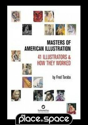 Masters Of American Illustration 2Nd Ed - Hardcover
