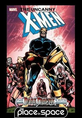 X-Men Dark Phoenix Saga - Graphic Novel
