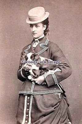 rs0086 - Princess Alexandra of Wales became Queen Alexandra to KEVII- photograph