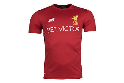 New Balance Liverpool FC 17/18 Elite Football Training Shirt