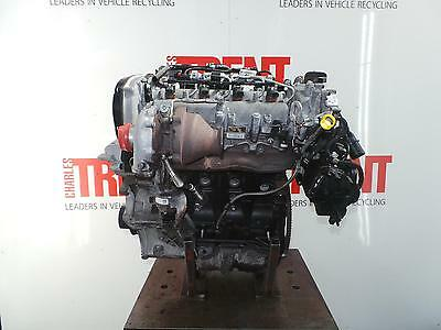2011 VAUXHALL INSIGNIA A20DTH 1956cc Diesel Auto Engine with Pump Injector Turbo