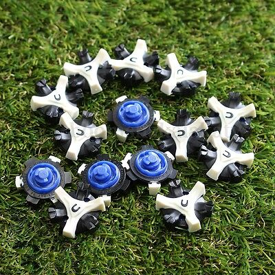 Replacement Golf Shoes Spikes Studs Cleats Fast Twist Tri-Lok For Footjoy 14 Pcs