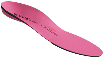 Superfeet Trim to Fit hotPINK Outlast Insoles