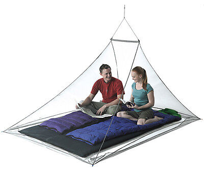 Sea to Summit Nano Double Mosquito Pyramid Net