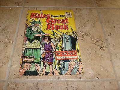 Tales from the Great Book #3 Joash Boy King 1955 G/VG COMIC SCARCE Famous Funnie