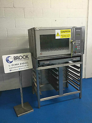 Leventi 4 Tray Combi Oven On Stand, Bakery Equipment