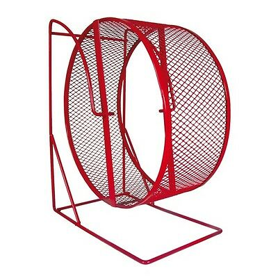 Trixie Metal Mesh Pet Rat, Hamster, Gerbil Cage Exercise Wheel In 3 Sizes
