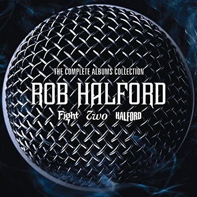 Rob Halford - The Complete Albums Collection [New CD] Boxed Set