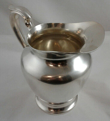 Reed & Barton - Antique Water Pitcher -  Sterling Silver 925 - 764 grams