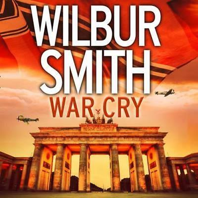 NEW War Cry By Wilbur Smith Audio CD Free Shipping