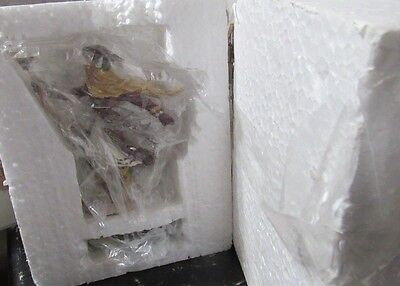 Duncan Royale Santa Dedt Moroz figure Limited Edition NIB Father Ice