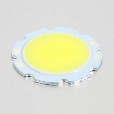 5W DC15-18V High Power White Light COB LED Lamp Chip Bulb Emitter HK