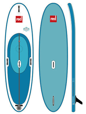 Red Paddle Dragger Windsurf iSUP 2017 Größe: 10'7""