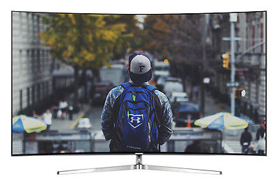 Samsung UE65KS9090 SUHD Curved Smart TV - LED Fernseher - 163cm (65 Zoll)