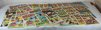 Collection of 54 Beano Comics from 1989 ##HIN20JMH