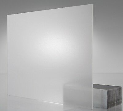 Anti-Glare Acrylic Perspex Plastic Sheet for Frames, Photos, Art & Exhibitions