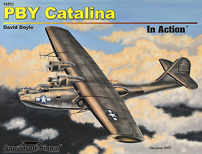 20010/ Squadron Signal - In Action 232 - PBY Catalina - Softcover - TOPP