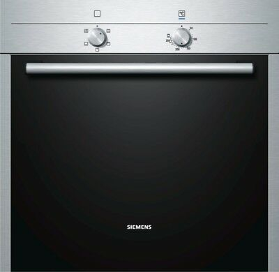 Siemens HB10AB520 Stainless steel - Built in oven