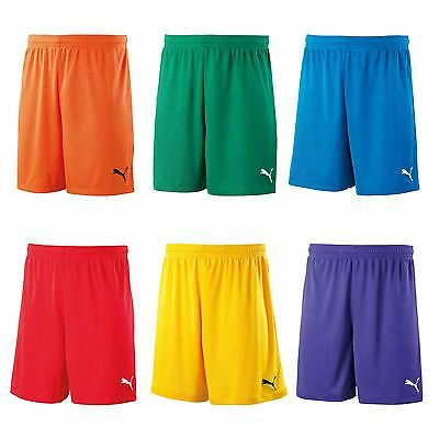 Puma Velize Sport Shorts Polyester Running Fitness Boys Girls School Football