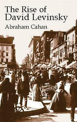 The Rise of David Levinsky by Abraham Cahan (English) Paperback Book Free Shippi