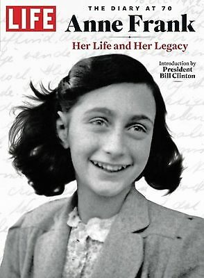 LIFE Anne Frank: The Diary at 70: Her Life and Her Legacy NEW BOOK