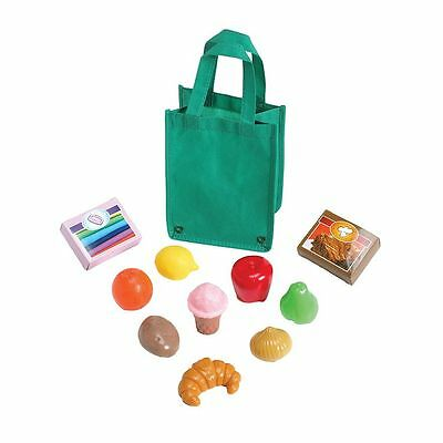 Step2 Little Helper's Cart & Shopping Set Replacement Food & Bag Full Set PRTS