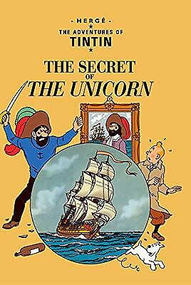 The Adventures of Tintin: The Secret of The Unicorn NEW BOOK