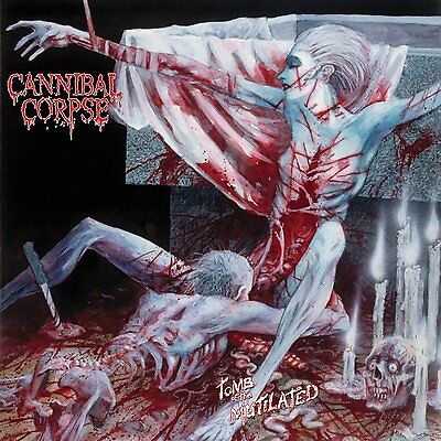 Cannibal Corpse-Tomb Of The Mutilated  (Uk Import)  Vinyl Lp New