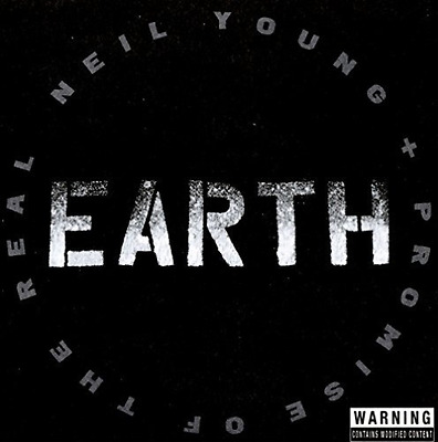 Young,neil / Promise Of The...-Earth  (Uk Import)  Cd New