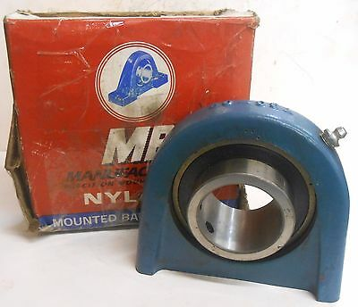Nyla-K, Mounted Ball Bearing, Tbc 25, 1 3/4, Mb