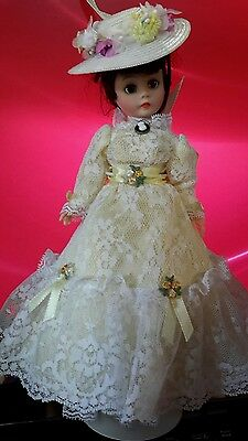 "Vintage MADAME ALEXANDER ""DAISY"" DOLL Portrettes  #1110 10"""
