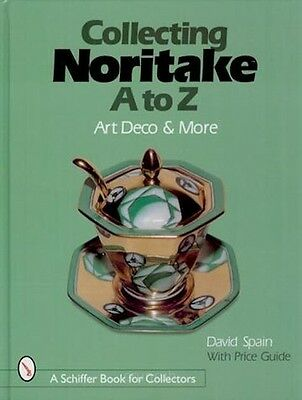 Collecting Noritake, A to Z:  Art Deco and More with 773 color photos, New Book!