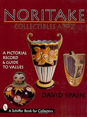 Noritake Collectibles, A to Z : A Pictorial Record and Guide to Values, New Book