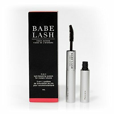 Babe Lash Fiber Extend with Herbal Extract 6ml - 2 in 1 Lash Boosting System
