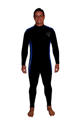 Men/'s TommyDSports Stretch Series 3100 4X 3mm Front Zip Wetsuit