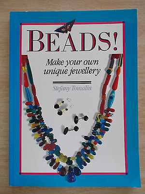 Beads! Make Your Own Unique Jewellery~Stefany Tomalin~128pp H/B~1988