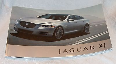 2012 Jaguar XJ Brochure Supercharged SuperSport XJL Portfolio XJ L Sales Catalog