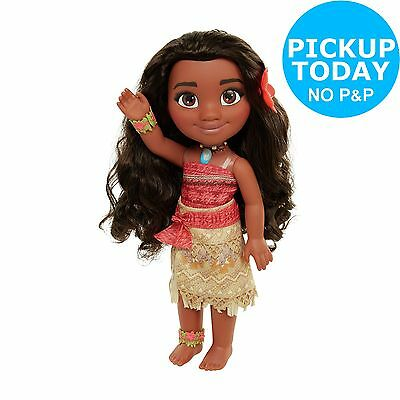 Moana Toddler Adventure Doll.  From the Official Argos Shop on ebay