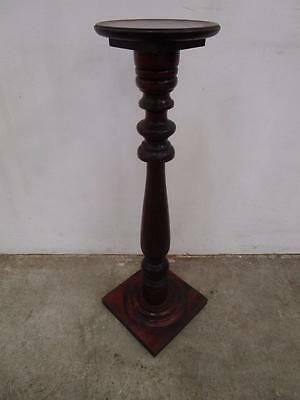 D17011 Solid Timber Pedestal Stand