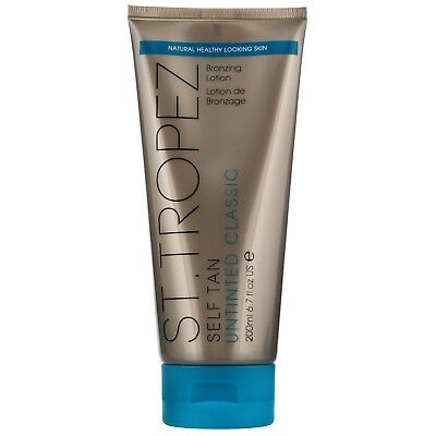 St Tropez Self Tan Untinted Bronzing Lotion 200ml for women