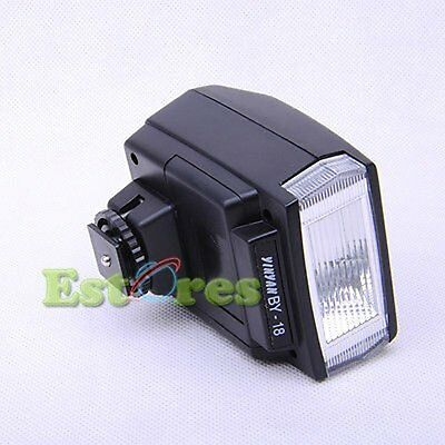 Hot Shoe mini Flash Light for Nikon D5200 D5300 D7100 D800 D5100 D3200 D7000【UK】