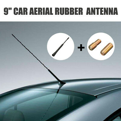 "9"" Car Radio Universal Flexible Anti Noise Bee-Sting Aerial Ariel Arial Antenna"